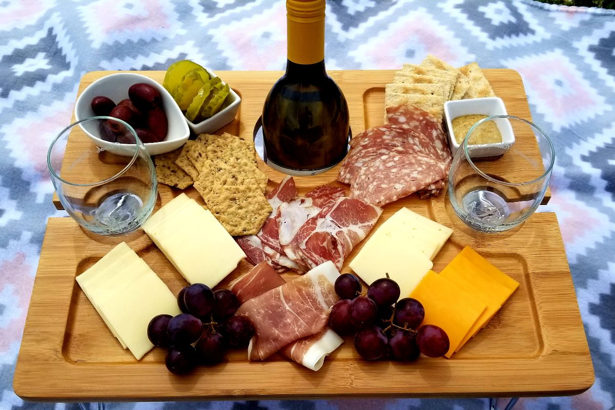 Charcuterie Board, Pizza & Craft Beer/ Cider